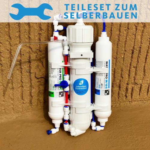 Aquamichel Mini Teileset