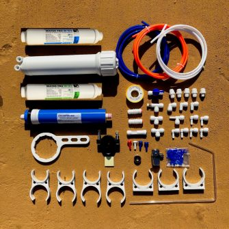 Bauteile Aquamichel Mini