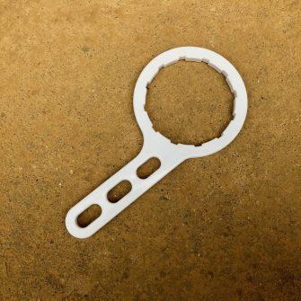 Schlüssel für Membrangehäuse