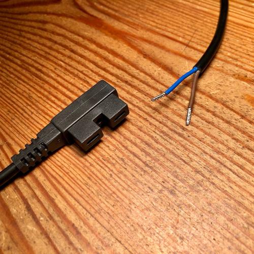 Anschlusskabel für Magnetventil