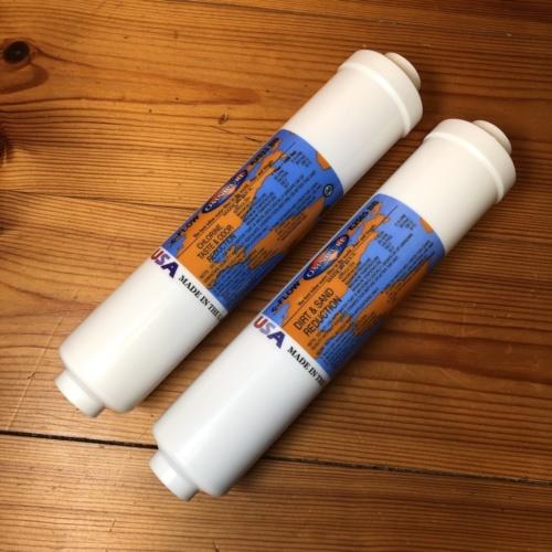 Vorfilter Set für Aquamichel Mini